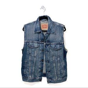 Levi's | Classic Oversized Denim Vest